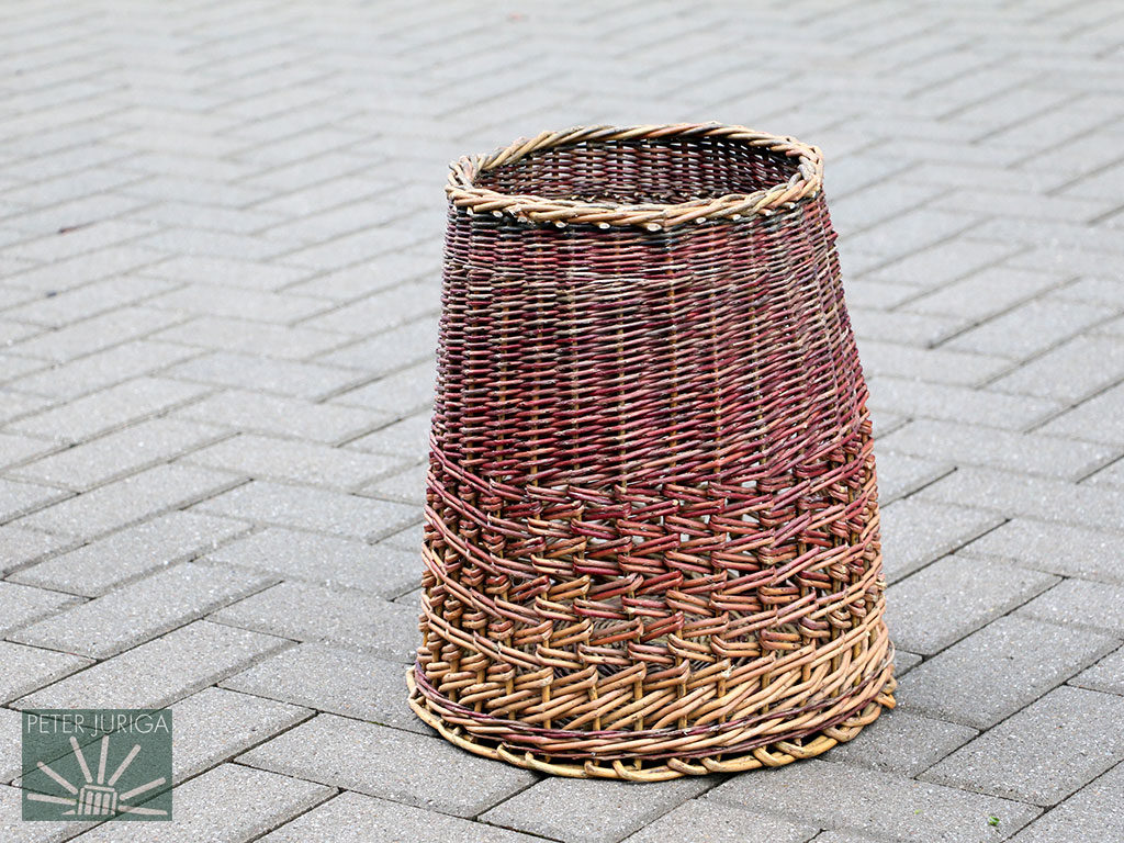 2014-5 The Nitra basket, completed after the exhibition | Peter Juriga