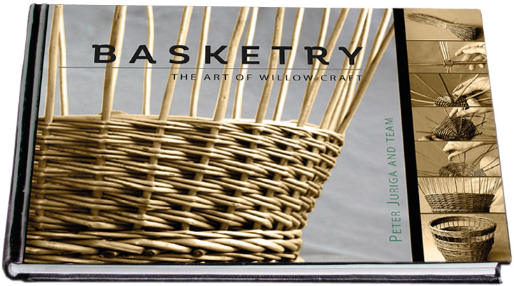 Book Basketry – the Art of Willow Craft by Peter Juriga
